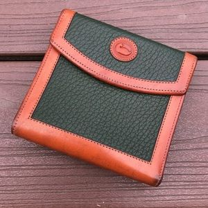 Dooney & Bourke Trifold Wallet and Coin Purse